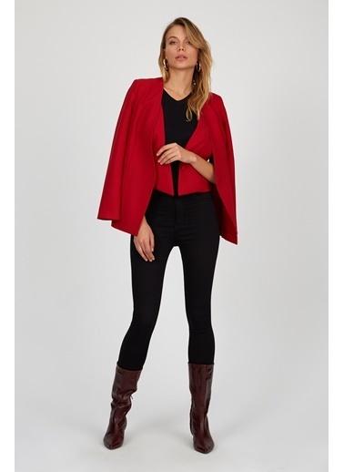 Setre Ceket Kırmızı